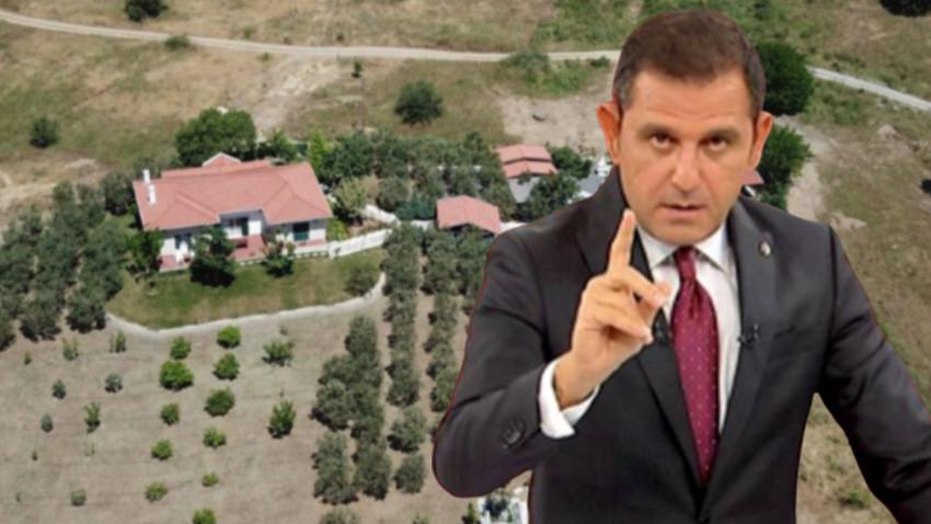 Fatih Portakal'ın çiftliğinde kaçak yapılaşmaya rastlanmadı