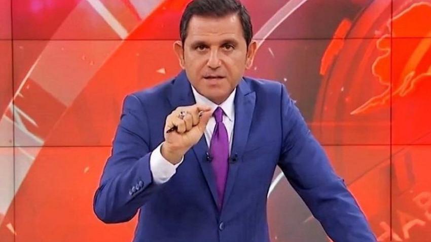 Fatih Portakal'dan Sabah'ın 'Kaçak İnşaat' haberine tepki: 'Özel mülkümü yukarıdan dikizliyorlar'