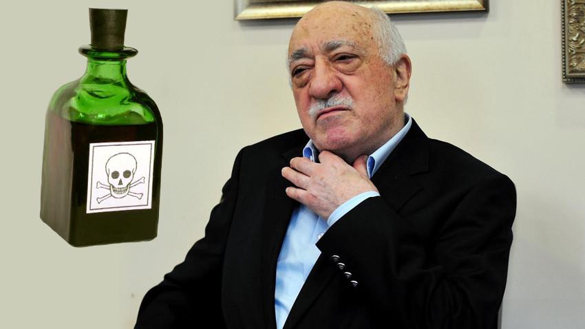 Fethullah Gülen'in şifreli emri: Bize karşı olan gazetecileri zehirleyin