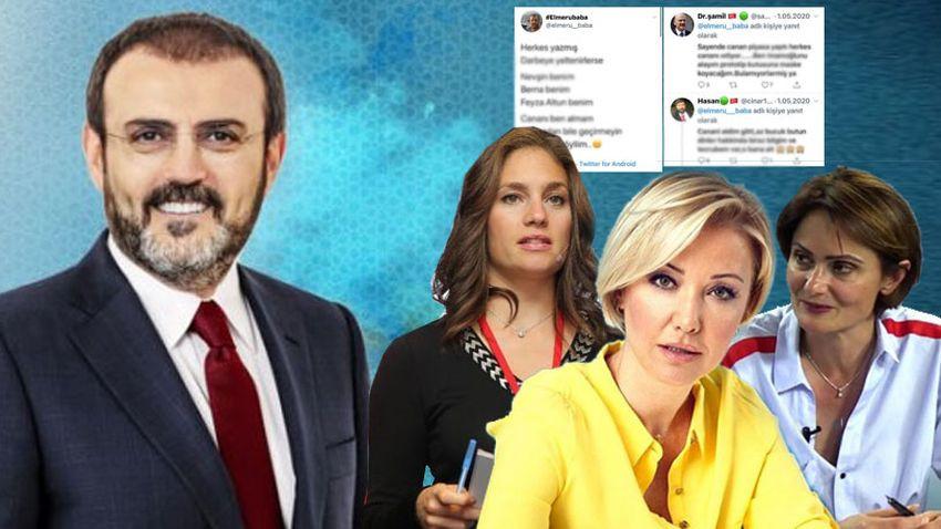 AKP'den 'Milli' hesapların tacizleri için flaş açıklama