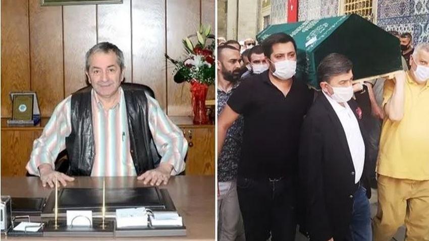Duayen gazeteci ve şair Mustafa Holoğlu toprağa verildi!