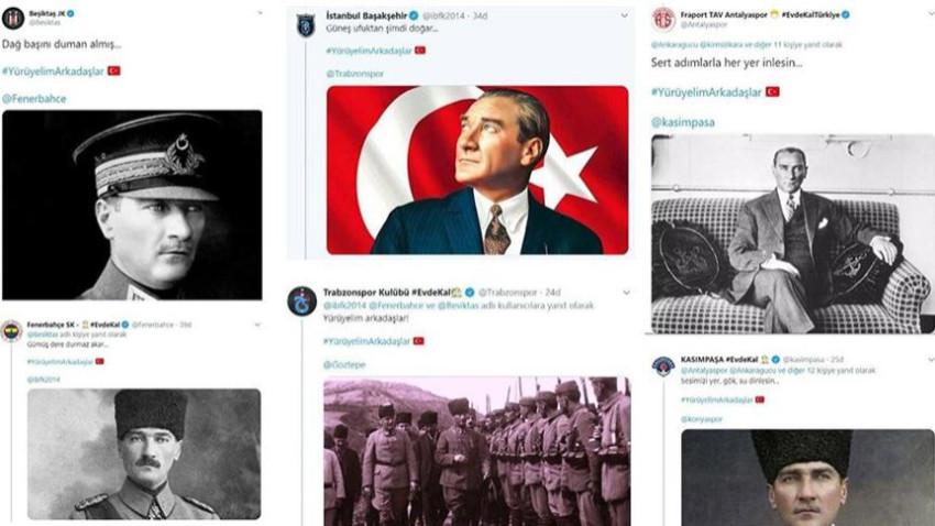 Galatasaray, 'Gençlik Marşı' zincirinde neden yer almadı?
