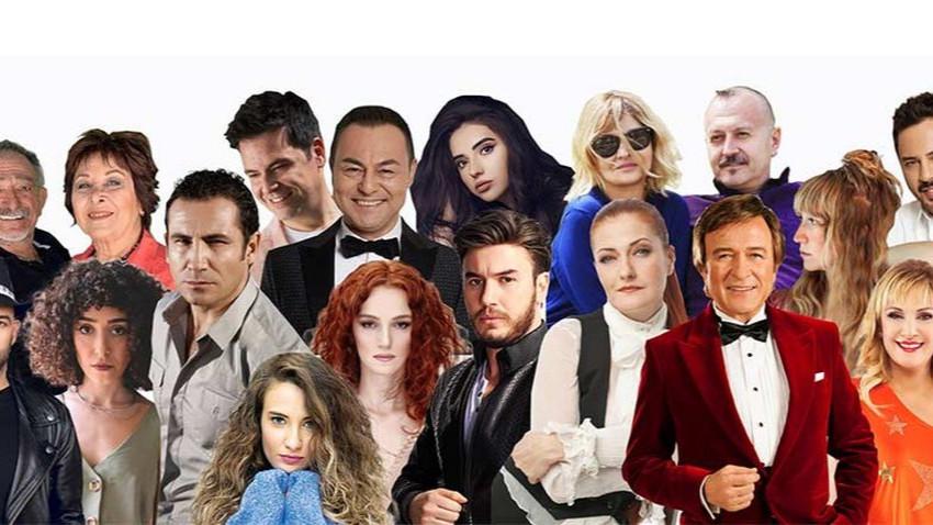 """POPSAV'dan bayramda """"#Evdekal, müzikle kal"""" konserleri"""
