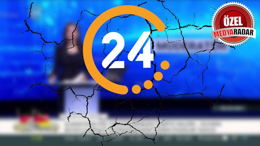 TRT'den sonra bir cehalet de 24 TV'den! Karabağ'ı Ermenistan toprağı yaptılar!