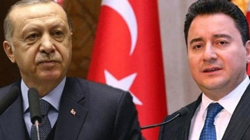 Cumhurbaşkanı Erdoğan isim vermeden Ali Babacan'ı eleştirdi: Kime yutturuyorsun?