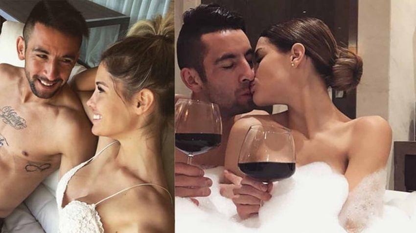 Fenerbahçeli Isla ve eşi uslu durmuyor! Verdikleri çıplak poz olay yarattı!