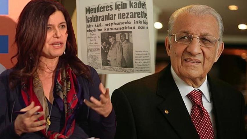 Pınar Eczacıbaşı, 'Babamın ölümünden Alev Coşkun sorumlu' demişti... Coşkun'dan açıklama geldi!