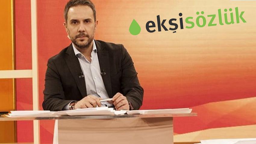 Sabah yazarı Ekşi Sözlük'ü hedef aldı: Çatır çatır siyasi aktivizm yapıyorlar