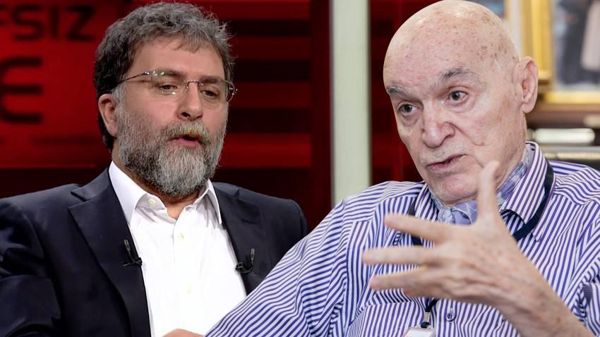 """Hıncal Uluç Ahmet Hakan'a ayar çekti! """"Maaşını Demirören değil ben veriyorum"""""""