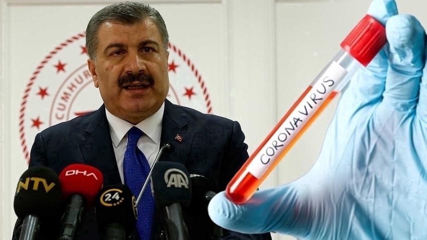 İşte Türkiye'nin koronavirüs tablosu!