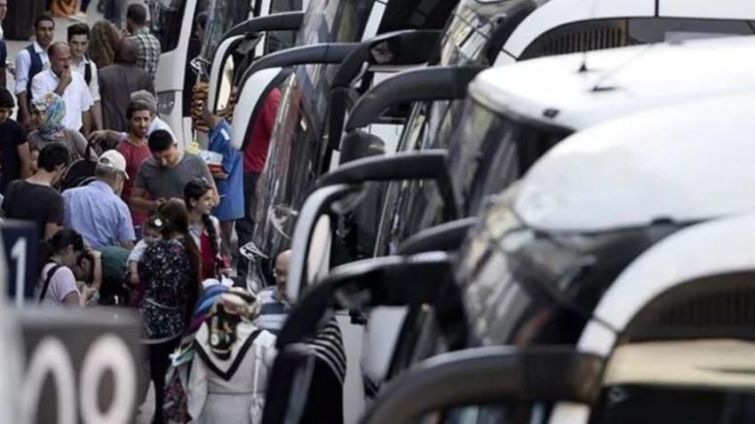 Otobüs bileti fiyatlarında yeni tarifeler belli oldu