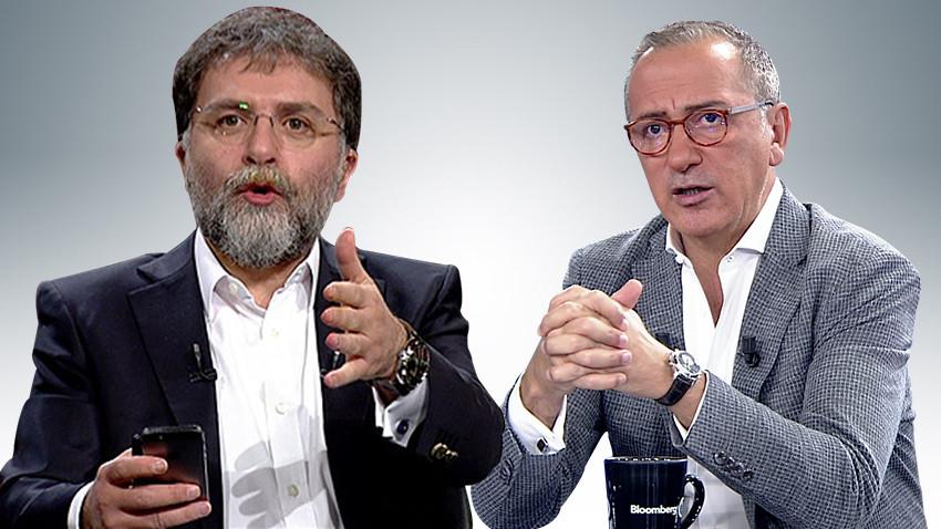 Ahmet Hakan'ın cevabı Fatih Altaylı'yı çıldırtacak! En çok kızdığı şeyi yaptı!