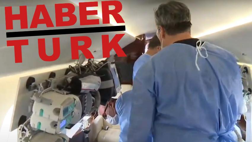 Habertürk'ün o haberi KKTC'yi karıştırdı! Yetkililerden jet yalanlama!