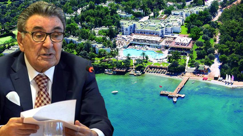Aydın Doğan'ın Bodrum'daki otelini Hilton işletecek