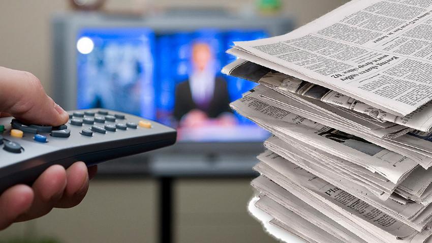 """İşte Türkiye'nin """"en güvensiz"""" televizyon kanalı ve gazetesi"""