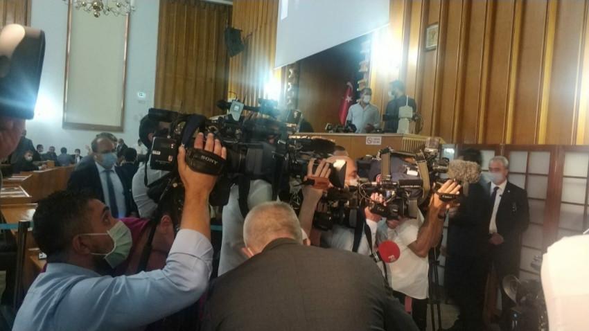 Ankara gazetecilerinde koronavirüs paniği