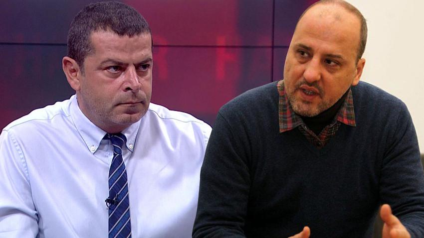 Cüneyt Özdemir ve Ahmet Şık kavgası Twitter'ı salladı! Soytarı görmek istiyorsan...