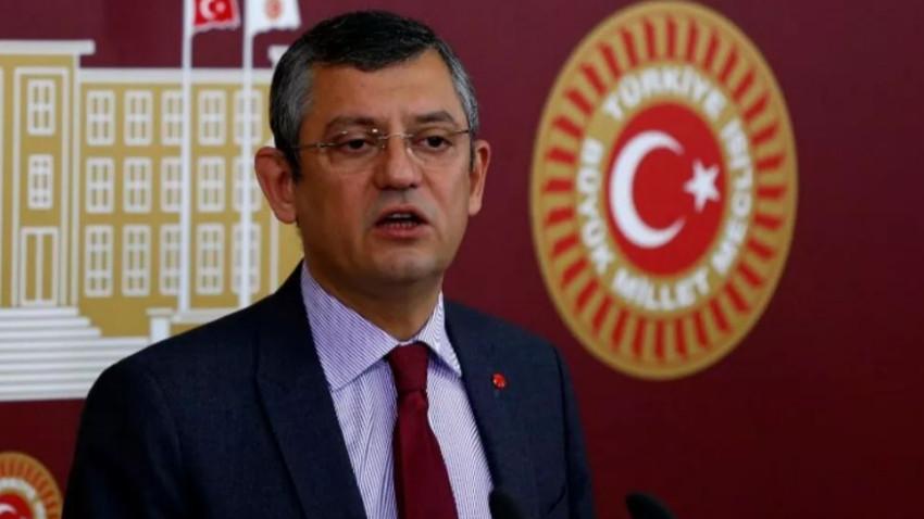 CHP'li Özgür Özel'den Bakan Soylu'nun 'namussuzluk' sözlerine tepki
