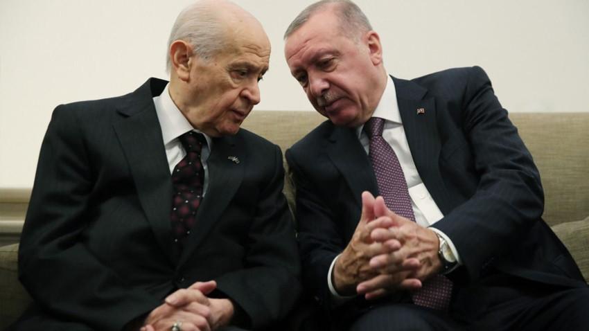 Erdoğan ve Bahçeli seçim tarihinde anlaştı