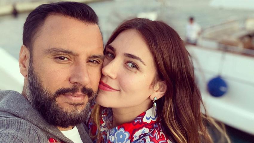 Alişan'ın eşi Buse Varol hamile olduğunu açıkladı: 5 haftalık bebeğimin melekleri korudu