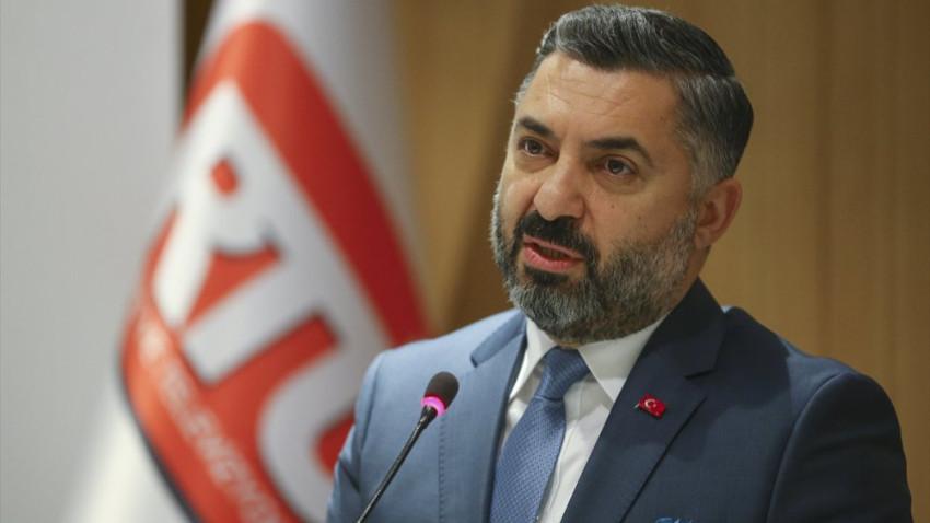 RTÜK Başkanı Ebubekir Şahin'den açıklama! Kaç kurumdan maaş alıyor?