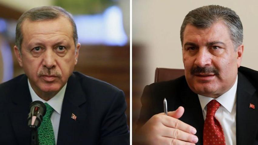 Veee Fahrettin Koca, Erdoğan'ı geçti! İlk Türk siyasetçi oldu...