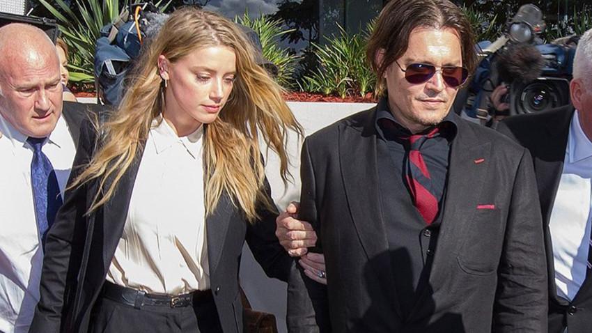 Johnny Depp ve Amber Heard'ün davasında yeni iddia!