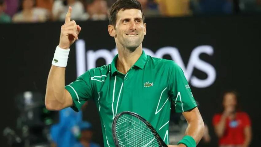 Ünlü tenisçinin koronavirüs testi pozitif çıktı