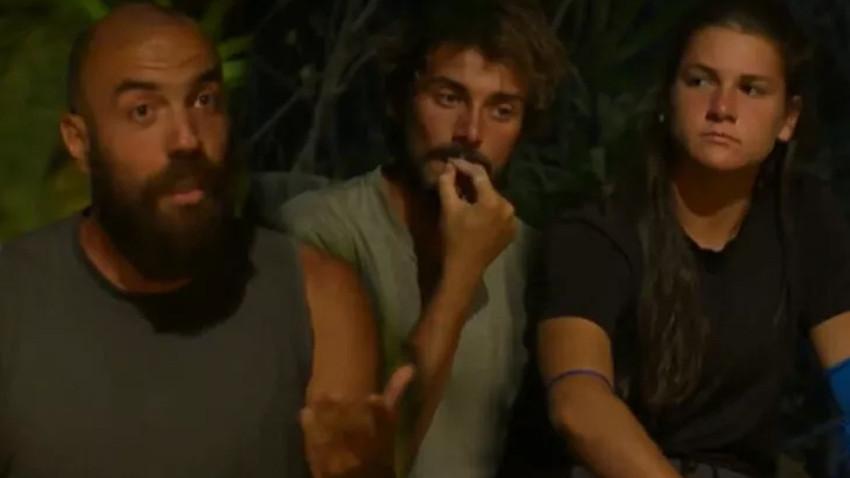 """Survivor Sercan'dan bomba aşk itirafı! """"Cemal Can şahit Nisa ile..."""""""
