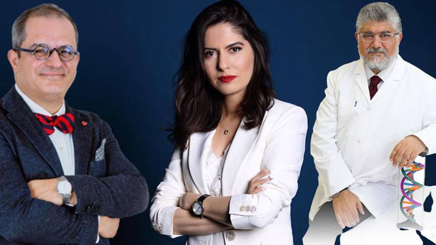 Kübra Par, 'şovmen doktor'ları topa tuttu: Mehmet Çilingiroğlu ile Serdar Savaş'ın zerre farkı yok