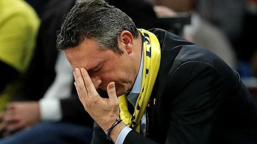 O ayrılık bardağı taşırdı! Fenerbahçe Başkanı Ali Koç'a istifa çağrısı!