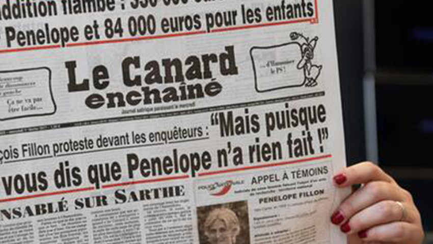 AA, Fransa'nın siyasi hiciv gazetesini gerçek sandı