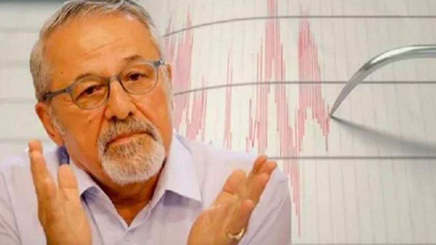Prof. Dr. Naci Görür'den çarpıcı tespit: Depremden korkuyorsanız gideceğiniz tek yer var