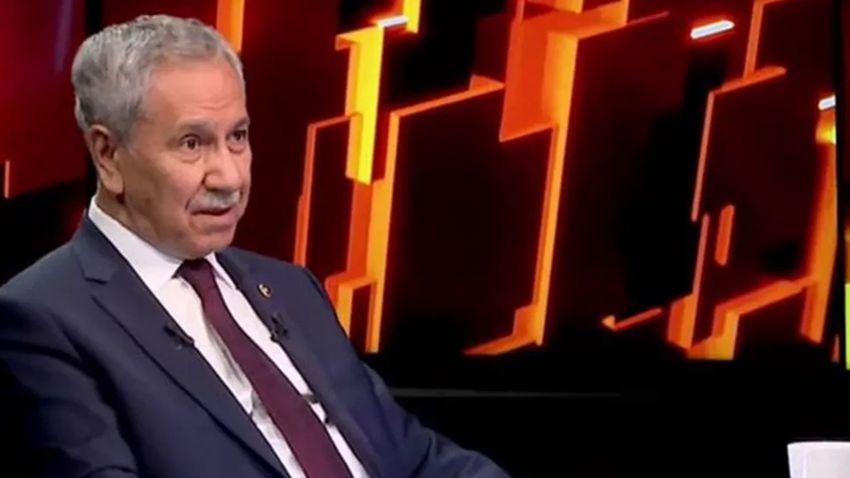 MHP'den Arınç'a çok sert sözler: Cumhurbaşkanı'nın sırtındaki kambur sensin!