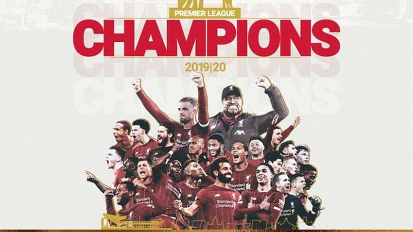 30 yılın rüyası: Liverpool şampiyonluğunu ilan etti