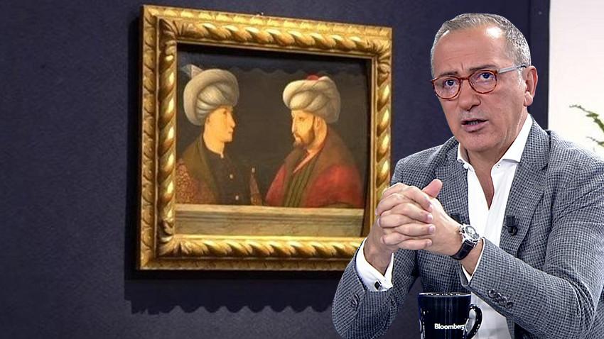 Fatih Altaylı: Anadolu Ajansı ve Sabah gazetesi kutlasaydı...