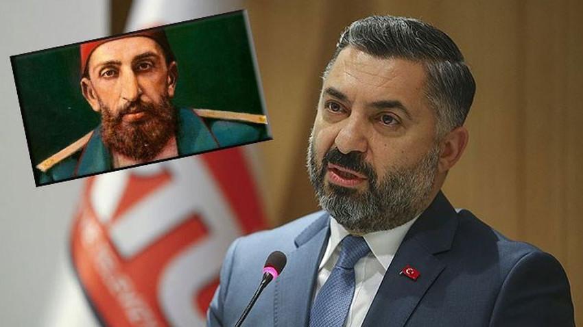 RTÜK'ten TELE 1'e Abdülhamid soruşturması
