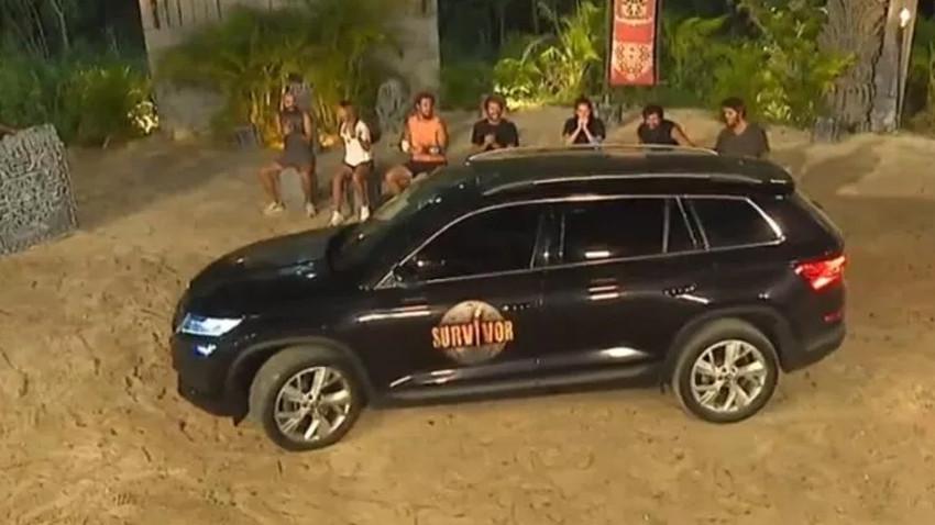 Survivor'da arabayı kazanan belli oldu! İşte ödülü kazanan yarışmacı!