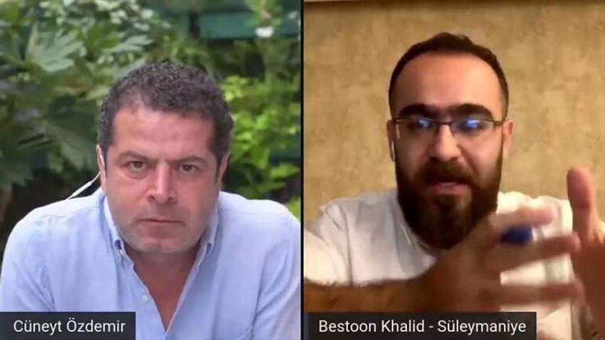 Cüneyt Özdemir o videoyu neden yayından kaldırdı?