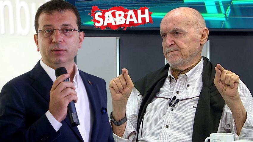 """Hıncal Uluç'tan gazetesine 'taksi' çağrısı! """"İstanbullu'nun yanında olalım"""""""
