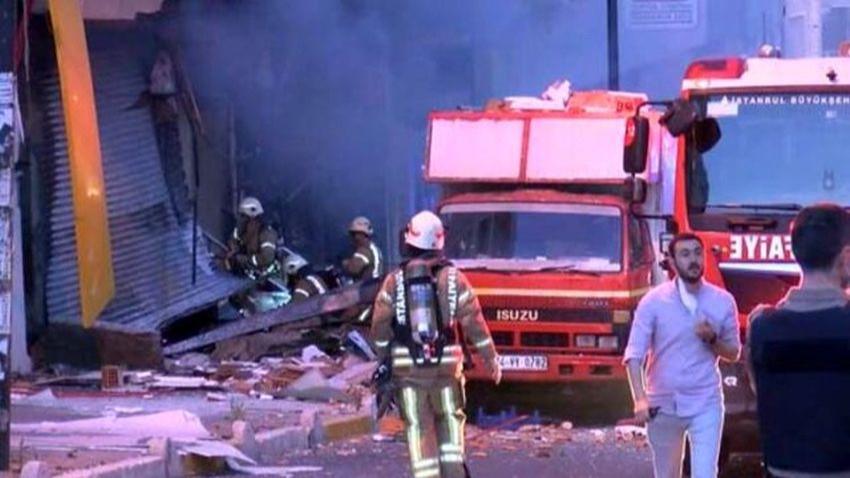 İstanbul'da sabaha karşı korkunç patlama! Ölü ve yaralılar var!