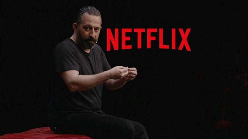 Cem Yılmaz'dan Netflix'e tepki: Tweet atma mı dediler yoksa?