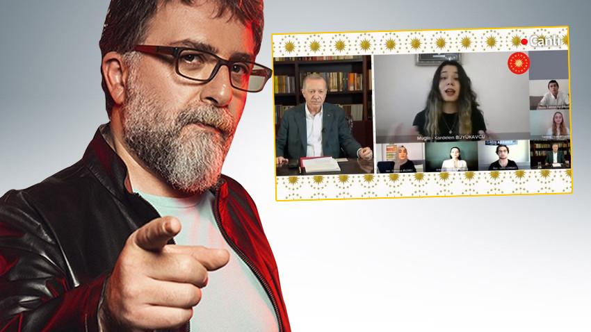 Ahmet Hakan'dan bomba iddia! Dislike olayı muhalefetin örgütlü kampanyası mı?