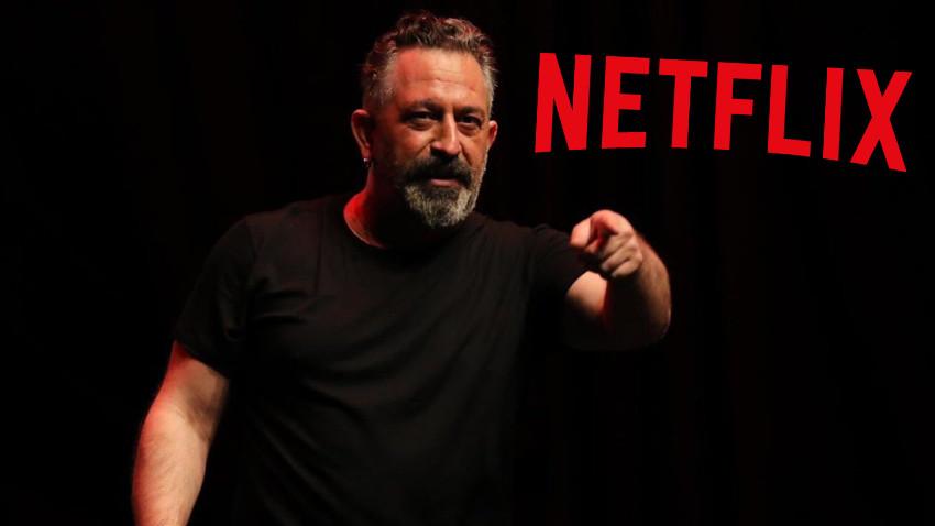 """Cem Yılmaz-Netflix gerilimi alevlendi! """"Buranın üçüncü dünya ülkesi olmadığını öğreneceksin"""""""