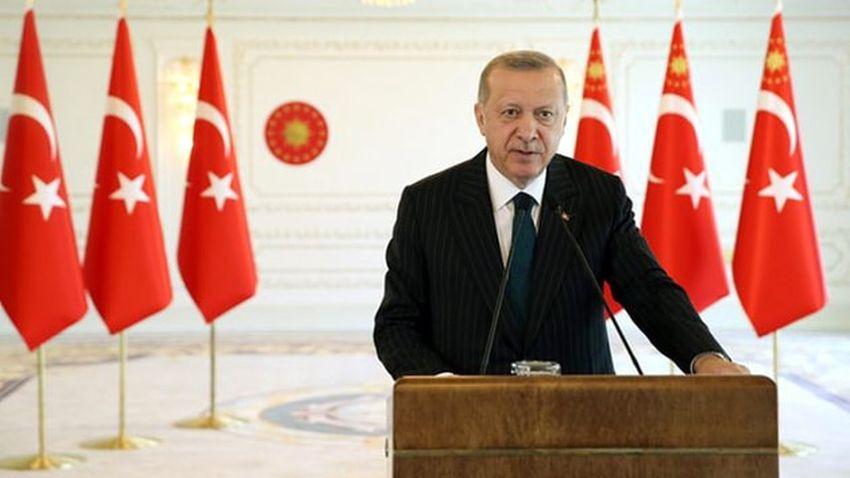 Erdoğan açıkladı: Baro teklifi yarın TBMM'ye geliyor