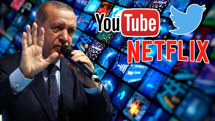 """Erdoğan'dan flaş 'sosyal medya' açıklaması! """"Ya tamamen kapatacağız ya da..."""""""