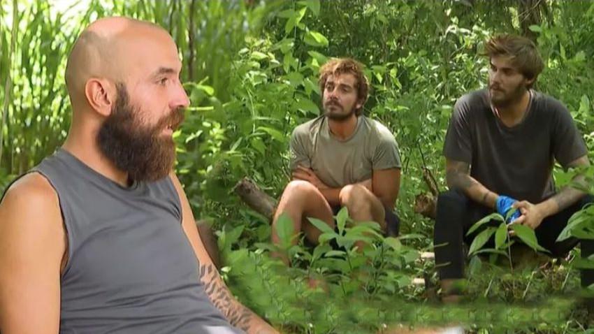 Survivor'da Barış'tan Sercan'a Nisa çıkışı