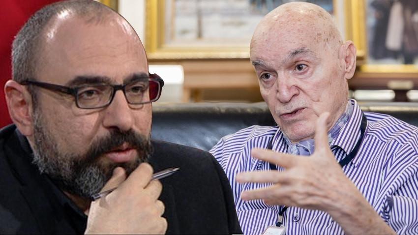 """Hıncal Uluç'tan köşe komşusu Mevlüt Tezel'e tepki! """"Tabloyu alan Kültür Bakanı olsaydı..."""""""