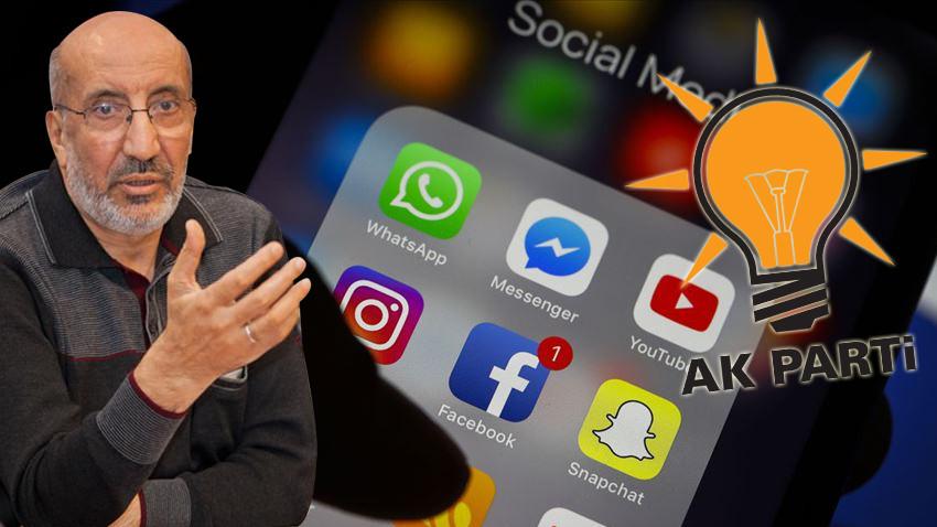 Abdurrahman Dilipak'tan AK Parti'ye sosyal medya çıkışı! Yüzünüz kızarmayacak mı?