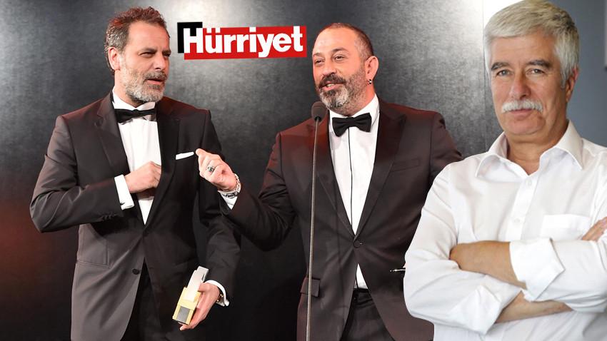 Faruk Bildirici Hürriyet'in 'Cem Yılmaz' haberini inceledi: Söylenti gazeteci dili olamaz!